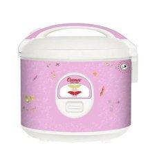 Cosmos CRJ 3301 Rice Cooker - 1.8 L - Pink