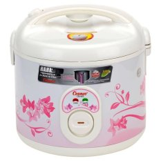 Cosmos Crj 602 Harmond - Rice Cooker - Pink