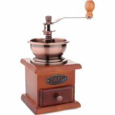 Cyprus - GR-0062 Manual Coffee Grinder - Brown