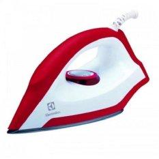 Electrolux Dry Iron EDI 1004 - Putih-Merah