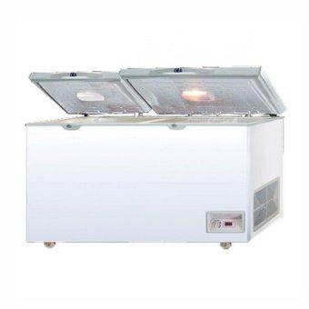 GEA AB-600-T-X Chest Freezer 607 L Putih (Khusus JABODETABEK)