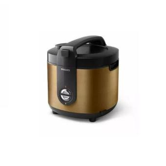 Philips Rice Cooker Pro Ceramik 2L HD-3128 Gold ORIGINAL