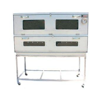Kiwi - Oven Gas Singalum Ukuran 120x58cm (Perak) - Khusus Wilayah Jakarta, Depok, Bekasi Dan Tangerang