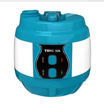 PROMOO...Yong Ma YMC 210 Rice Cooker 2 L Biru Muda