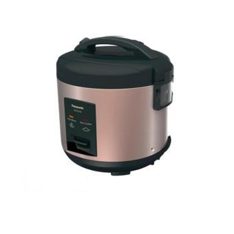 Panasonic Rice Cooker - SR-CEZ18RGSR - Rose Gold - Khusus Jabodetabek