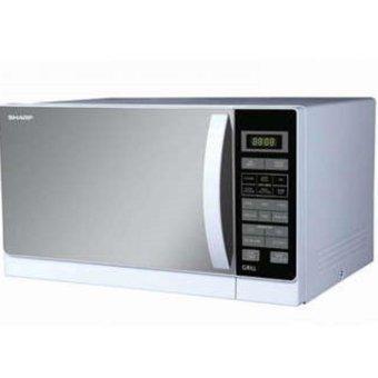 SHARP microwave oven grill putih R728(W)