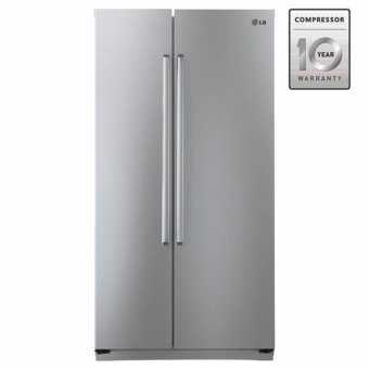 LG Side by Side - GC-B207GLQS.APZPGS - Silver