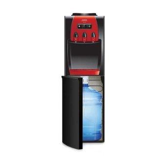 Sanken Hwd-Z88 Standing Water Dispenser Galon Atas & Galon Bawah- Hitam