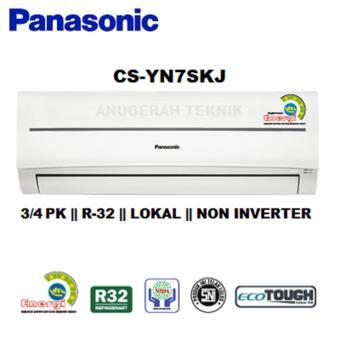 Panasonic AC Split 3/4 PK Standard Lokal R32 Non Inverter - YN7SKJ