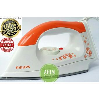 PHILIPS Setrika HI115 Light Care Dry Iron 100% Original