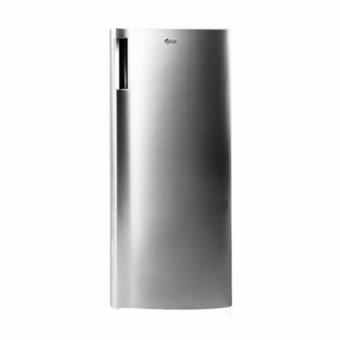 LG - Lemari Es 1 pintu / Kulkas 170Ltr GN-Y201SL - Stainless