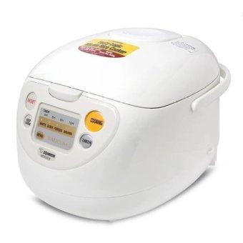 Zoijirushi - Rice Cooker - NS-WXQ18 - White