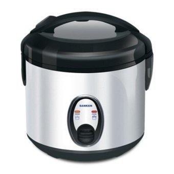 Sanken SJ-135SP Rice Cooker 1 Liter - Hitam