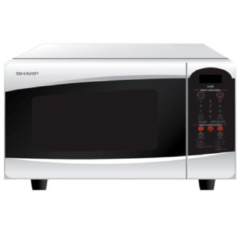 SHARP Oven Microwave 22 L - R-25C1(S)N - Silver FREE ONGKIR