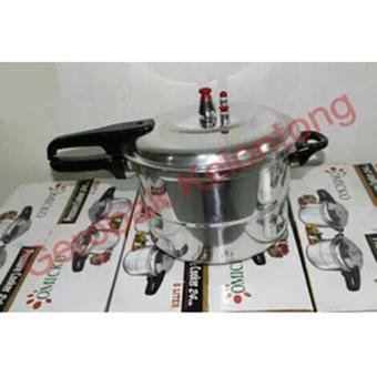 Omicko Pressure Cooker Panci Presto 24 cm 8 Lite. >>>>