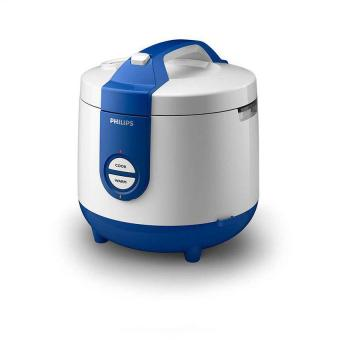 Philips Rice Cooker HD 3118 - Biru