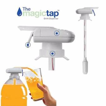 The Magic Tap (Automatic Drink Dispenser Battery-Powered)