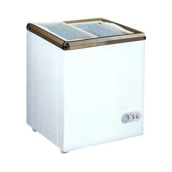GEA SD-100F Chest Freezer Sliding 100L - Putih