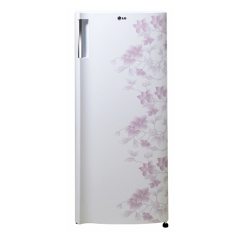 LG Kulkas 1 Pintu GNY201SP - Putih