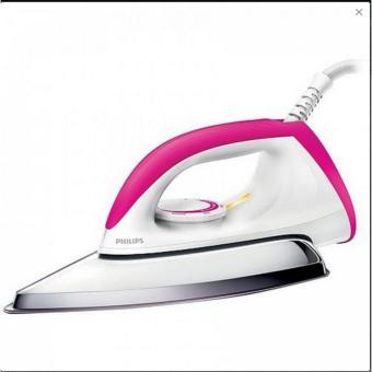 PROMOO...Philips Setrika Listrik HD1173 - Merah Muda