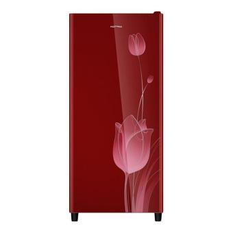 Polytron One Door Refrigerator PRO16KTR 160L - Maroon - Khusus Jadetabek