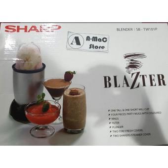 PROMO...Sharp SB-TW101P Blazter Blender Garansi Resmi