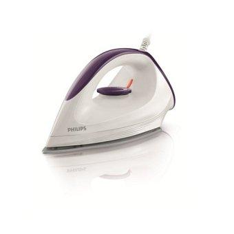 Philips Dry Iron - Putih