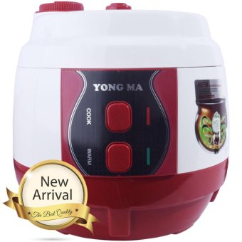 Yongma Magic Com,Rice Cooker,Magic Jar, Penanak Nasi 2 Liter Innerpot Black Hole – YMC210