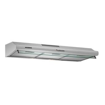 Modena Cooker Hood SX 6501 V - Silver