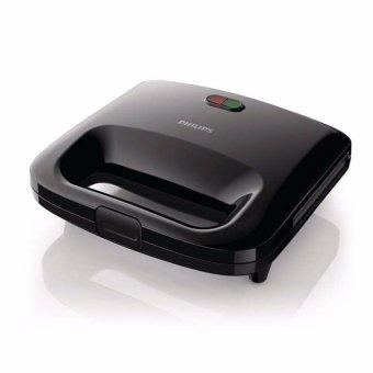 Philips - Sandwich Maker HD 2393/92 - Hitam