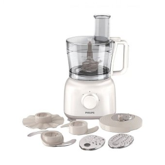 Philips Food Processor HR7627 - Putih