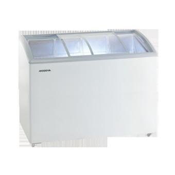 Modena Sliding Glass Freezer MC 23