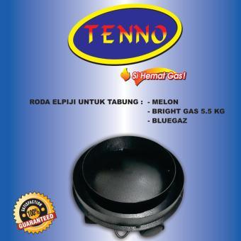Tenno Tatakan/Roda Tabung Gas