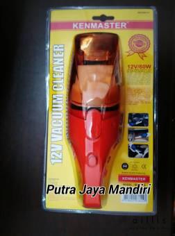 Harga Kenmaster - Vacuum Cleaner Mobil Portabel 12v
