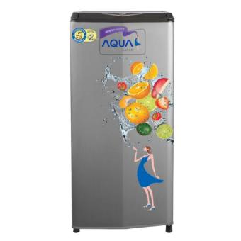 Aqua - Kulkas 1 pintu Aqr D 187 (S) - Silver