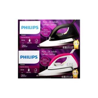 Setrika Philips Iron HD-1173 Pink