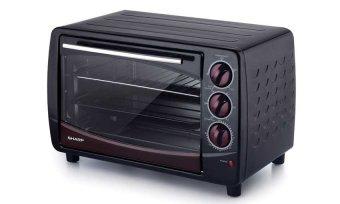 Sharp Oven Listrik - EO - 28 LPK - Hitam - Khusus JABODETABEK