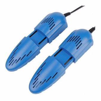 Eigia Alat Pengering Sepatu Elektrik Portable 10W 220V US Plug Shoes Dryer Multifunction Efektif Cepat Kering Mudah Digunakan Menghilangkan Bau Anti Basah ...