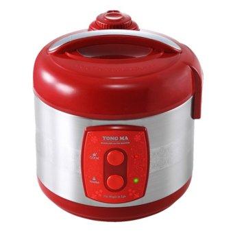 Yong Ma Rice Coker Teflon Gold Iron YMC 303 R - Merah