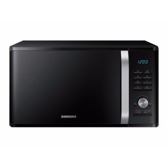 SAMSUNG Microwave Solo 28 L - MS28J5255UB - w/ Ceramic Enamel - Hitam - Khusus Jabodetabek
