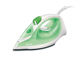 Philips Steam Iron GC1020 - Putih-Hijau