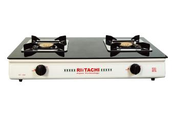 Rlitachi Kompor Gas 2 Tungku - RT 866