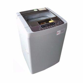LG - Mesin Cuci- TL706TC - White