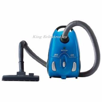 Sharp Ec-8305-B Vacuum Cleaner - Blue