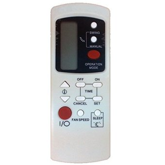 Replacement Mistral Air Conditioner Remote Control GZ1002A-E3 GZ1002B-E3 (White)
