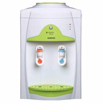 Sanken HWN-656 Dispenser - Putih-Hijau