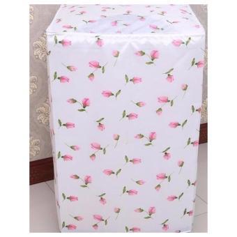 Harga Sarung Mesin Cuci Cover 2 Tabung TULIP Buka Atas Anti Air Panas Tipe C