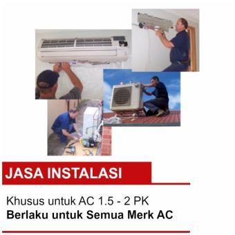 Jasa Instalasi Ac 1.5 - 2 PK Khusus wilayah Jakarta