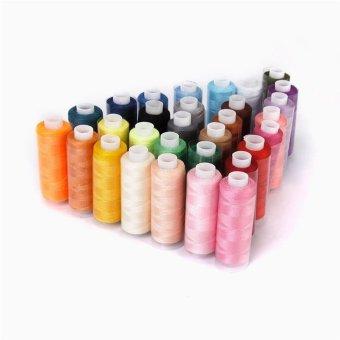 ... Panas Baru 100 Warna Yang Berbeda Melintasi Stitch Kerajinan Source Harga 30 buah