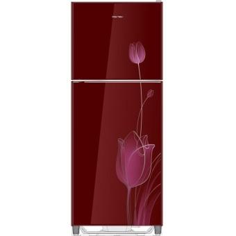 Polytron Kulkas 2 Pintu PRG21KTR 210L-Merah-GRATIS Pengiriman Jabodetabek